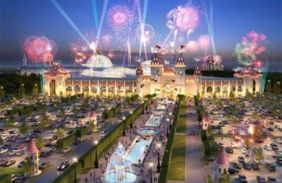 Строительство «русского Диснейленда» было официально одобрено