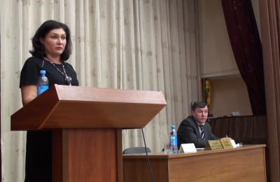 На встрече с главой управы жителям Нагатинского затона рассказали о предстоящих зимних мероприятиях
