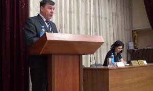 Леонид Худалей рассказал жителям о капремонте