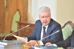 Мэр Москвы Сергей Собянин: Малое кольцо железной дороги поедет в следующем году