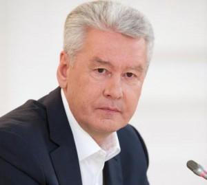 Мэр Москвы Сергей Собянин открыл смотровую площадку в парке Горького