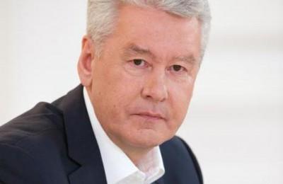 Мэр Москвы Сергей Собянин отметил, что количество первоклашек в этом году увеличилось
