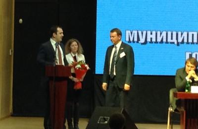 Михаила Львова наградили почетной грамотой Мосгордумы