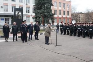 Выступление Алексея Каштанова