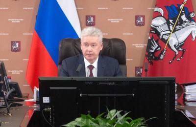 Мэр Москвы Сергей Собянин отменил возведение объектов торговли в ЮАО