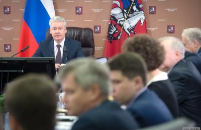 Мэр Москвы Сергей Собянин: Этим летом в городе продолжится масштабное благоустройство