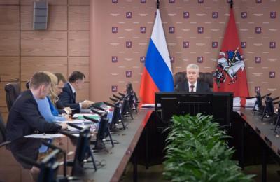 Мэр Москвы Сергей Собянин: Выплаты неработающим пенсионерам повышаются с 1 марта