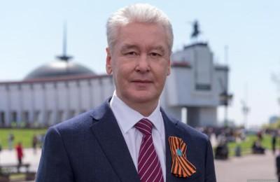 Мэр Москвы Сергей Собянин поздравил Московский метрополи