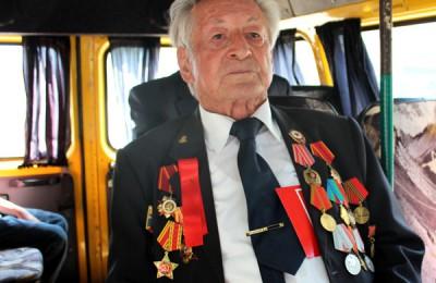 До 12 мая проезд в наземном транспорте для ветеранов будет бесплатным