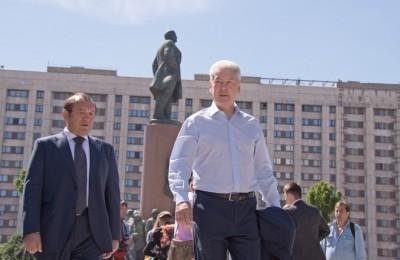 Мэр Москвы Сергей Собянин заявил о завершении реконструкции Октябрьского тоннеля
