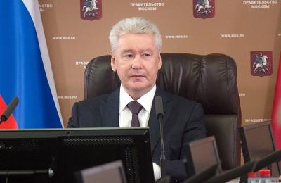 Собянин запретил строительство 39 новых торговых объектов ЮАО по просьбе жителей