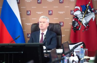 Мэр Москвы Сергей Собянин: За 2015 год на портале появились 23 новые услуги