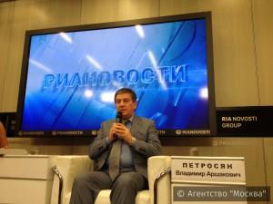 Владимир Петросян: В этом году дети-сироты получат 651 квартиру