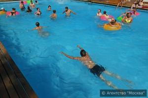 В ЮАО возведут один из крупных бассейнов Москвы