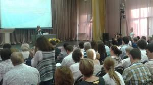 В Южном округе прошла встреча населения с префектом Алексеем Челышевым