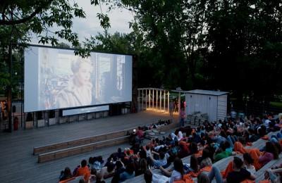 Москвичи смогут впервые посмотреть в парках фильмы Фестиваля предпринимательского кино