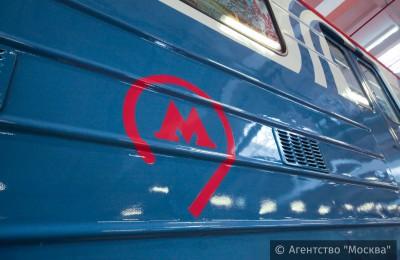 Почти весь подвижной состав московского метрополитена оборудуют видеокамерами