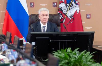 Мэр Москвы Сергей Собянин подписал постановление правительства о переводе 10 госуслуг в электронный вид