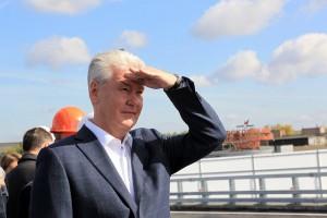 Мэр Москвы Сергей Собянин сообщил, что центральную часть Северо-Западной хорды построят до конца года