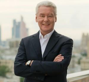 Мэр Москвы Сергей Собянин отметил, что строительство в городе идет активными темпами