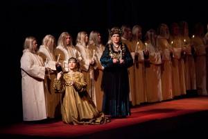 «Царскую невесту» Римского-Корсакова покажут москвичам в музее-заповеднике «Коломенское» у подножия древнего храма Вознесения Господня