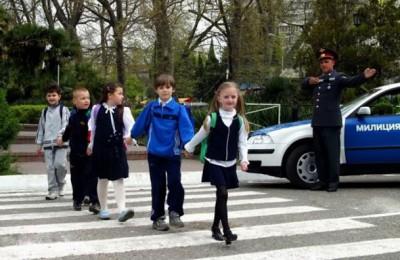 В Нагатинском затоне оборудуют переход для учеников школы №514