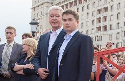 Мэр Москвы Сергей Собянин открыл фестиваль варенья