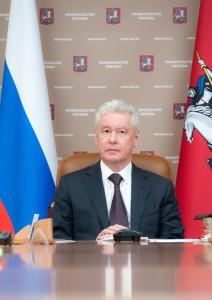 Мэр Москвы Сергей Собянин: Каршеринг может обрести популярность среди жителей