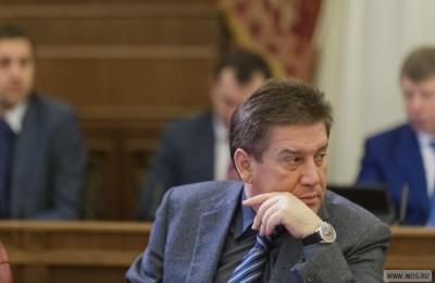 Руководителем нового Департамента назначен Владимир Петросян