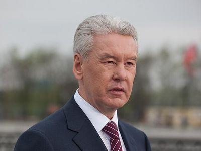 Собянин открыл движение по эстакаде на Волоколамском шоссе