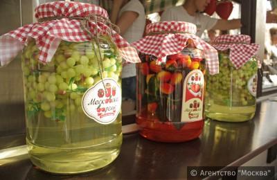 Второй летний фестиваль варенья откроется в Москве 13 августа