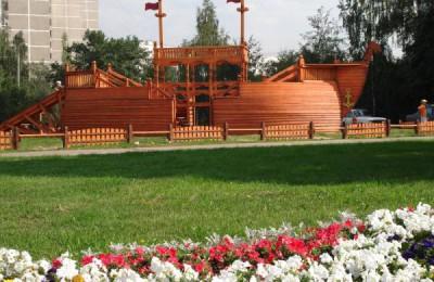 Южный округ стал самым благоустроенным в Москве