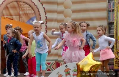 Развлекательные мероприятия для детей жители Южного округа предлагают включить в праздничную программу Дня города