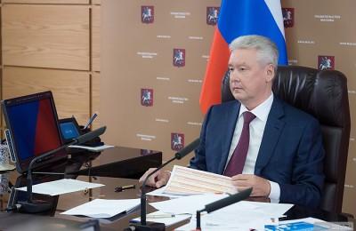 Мэр Москвы Сергей Собянин: ТПУ должен быть готов через три года