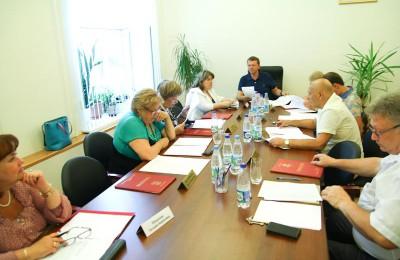 Депутаты Нагатинского затона провели внеочередное заседание