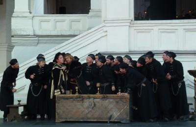 В Коломенском показали оперу Римского-Корсакова «Царская невеста»
