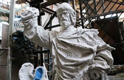 Треть «Активных граждан» выбрали Боровицкую площадь для установки памятника князю Владимиру
