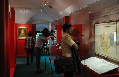 Посетители выставки смогут увидеть более 150 уникальных музейных предметов
