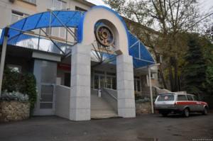 На юге столицы приступили к возведению перехода между старым и новым корпусами центра милосердия на Шипиловском проезде