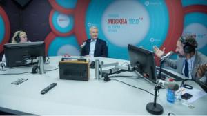 Мэр Москвы Сергей Собянин: Платные парковки будут расширяться и дальше