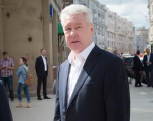 Мэр Москвы Сергей Собянин: Работы на улицах ЦАО будут продолжены