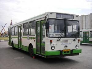 128-го автобуса изменится с завтрашнего дня