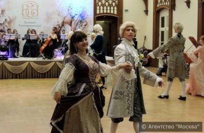 Большой Екатерининский бал состоялся в музее-заповеднике «Царицыно»