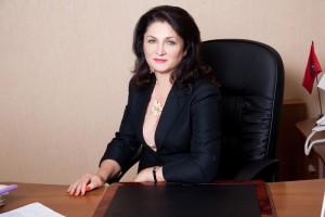 Глава управы района Ирина Джиоева