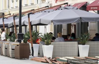 5 и 6 сентября летние кафе и рестораны примут большое количество людей