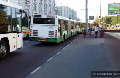 Общественный транспорт Москвы перешел на зимний график работы