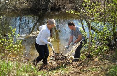 Акцию «Чистый берег» в столице проведут волонтеры и представители общественных организаций