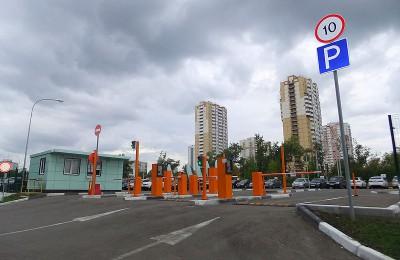 Столичный метрополитен отремонтирует несколько перехватывающих парковок в ЮАО