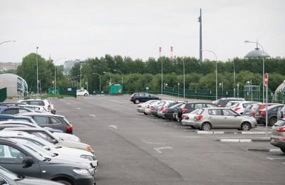 Еще одна перехватывающая парковка у метро может появиться в Южном округе