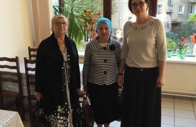 Депутат района Нагатинский затон приняла участие в благотворительной акции